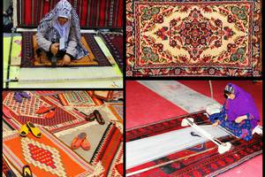 Weaving and Floor Covering