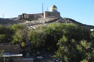 Bibi Zeinab Khatoun Shrine Tomb