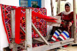 Chadorshab Weaving